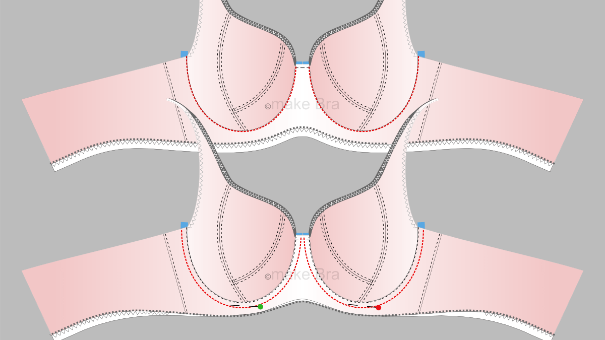 Make Bra Method